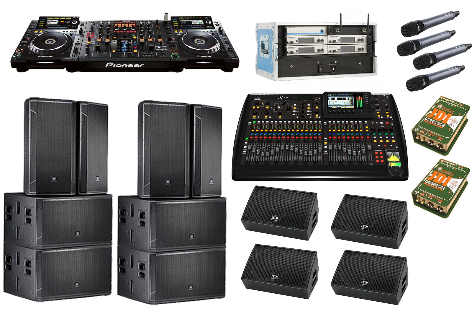 Современное оборудование для музыки